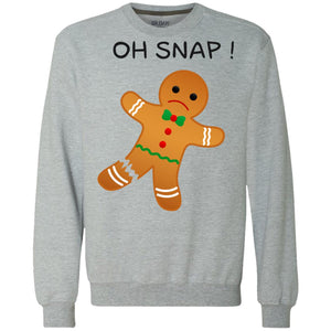 Gingerbread Man - Oh Snap Shirt