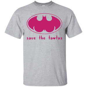 Save The Tatas Shirt