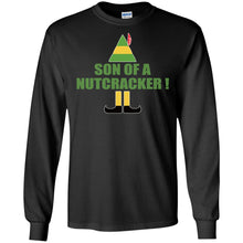 Load image into Gallery viewer, Buddy The Elf - Son Of A Nucracker Shirt