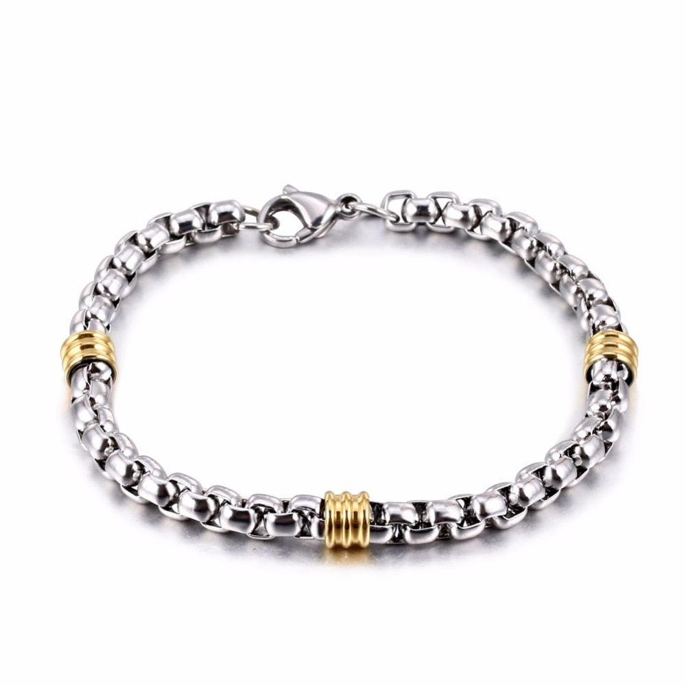 Simple personality bracelets for women