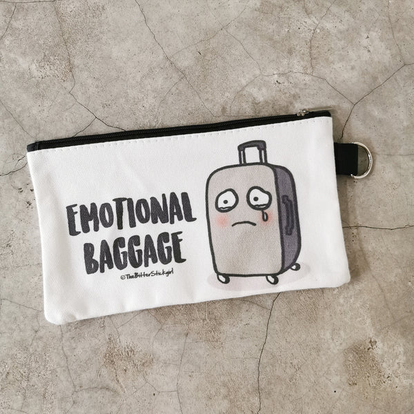 欠扁 Pouch -Emotional Baggage