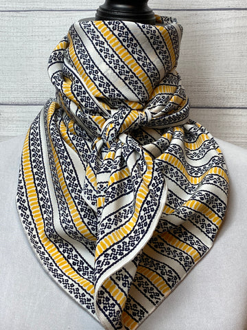 The Ridell Silk Large Rag
