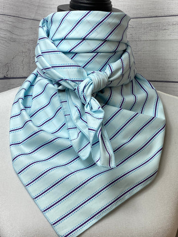 The Argo Striped Cotton Rag