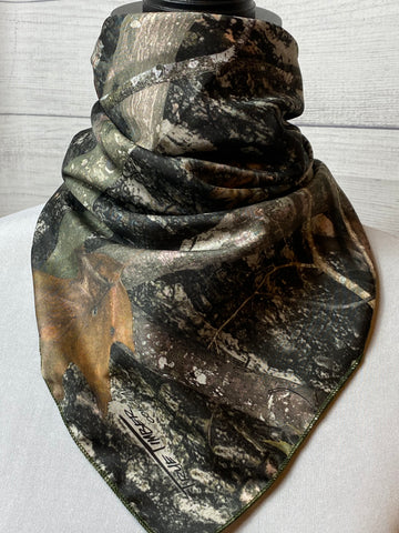 True Timber Conceal Camo Silk & Cotton Neckerchief