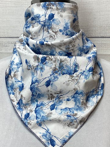 The Bluebell Cotton Neckerchief