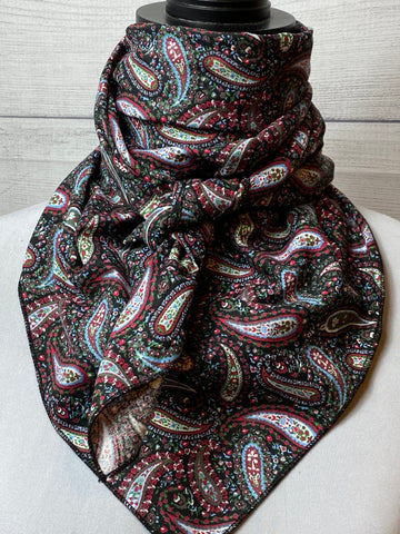 The Bigsby Paisley Cotton Bandana