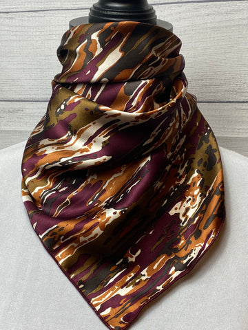 The Ridge Silk Neckerchief