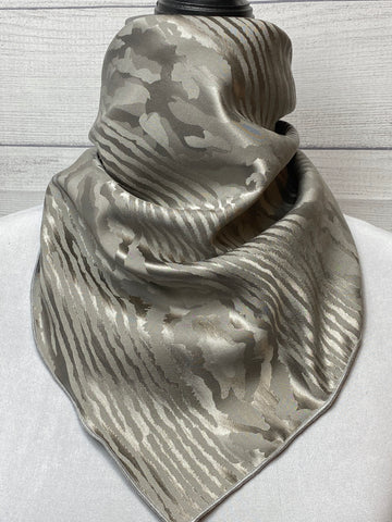 The Greywood Silk Jacquard Neckerchief