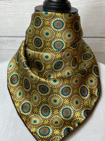 The Prospect Silk Neckerchief