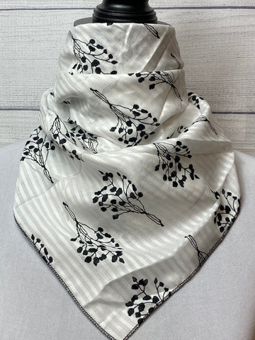 The Tula Cotton Voile Neckerchief