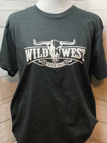 Wild West Rag Special Edition Logo T-Shirt