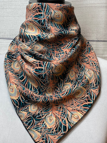 The Juno Silk Neckerchief