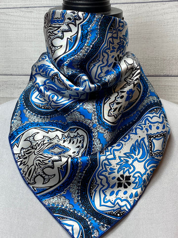 The Canton Silk Neckerchief