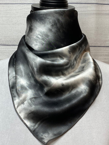 The Smoke Silk Neckerchief