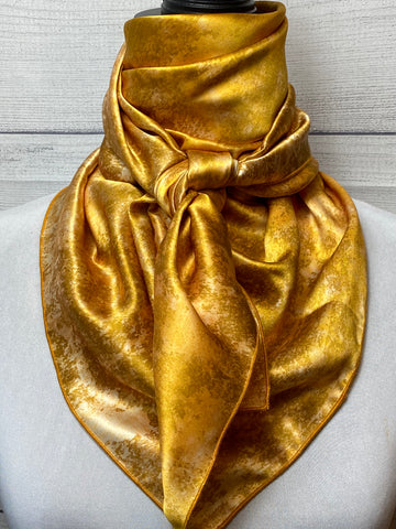 The Citrine Silk Rag