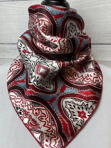 The Ringo Silk Neckerchief