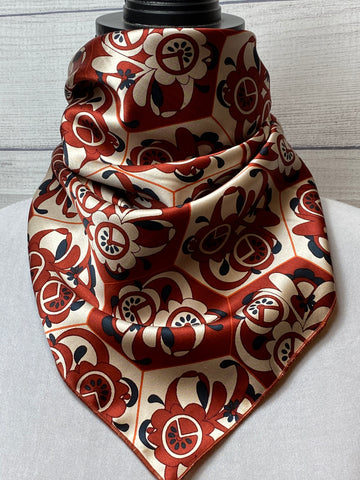 The Ellison Silk Neckerchief