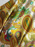 *Limited Edition* The Sundance Paisley Silk Large Rag