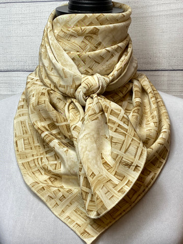 The Willow Silk Rag