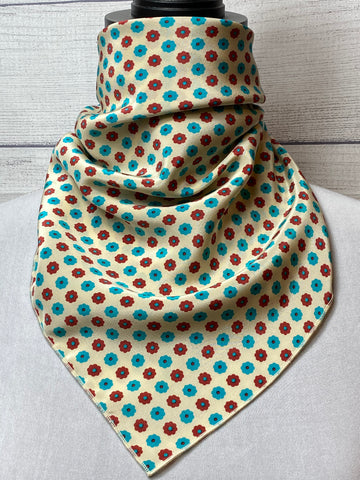 The Tula Silk Neckerchief