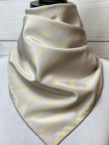 The Burlew Silk & Cotton Neckerchief