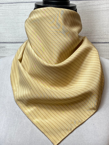 The Ferrill Silk & Cotton Neckerchief