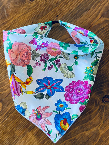 Wildflower Silk Kerchief