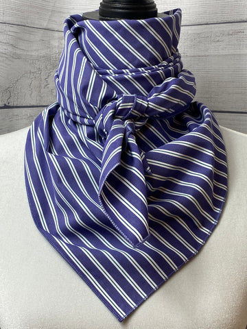 The Bandy Striped Cotton Rag