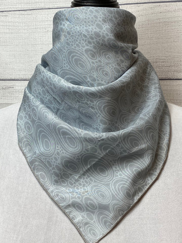 The Orbit Silk & Cotton Neckerchief