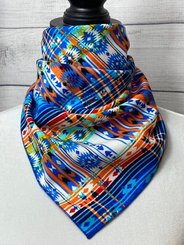 The Canyons Silk Blend Neckerchief