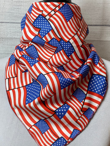 The Brave Cotton Neckerchief