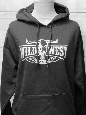 Wild West Rag Special Edition Logo Hoodie