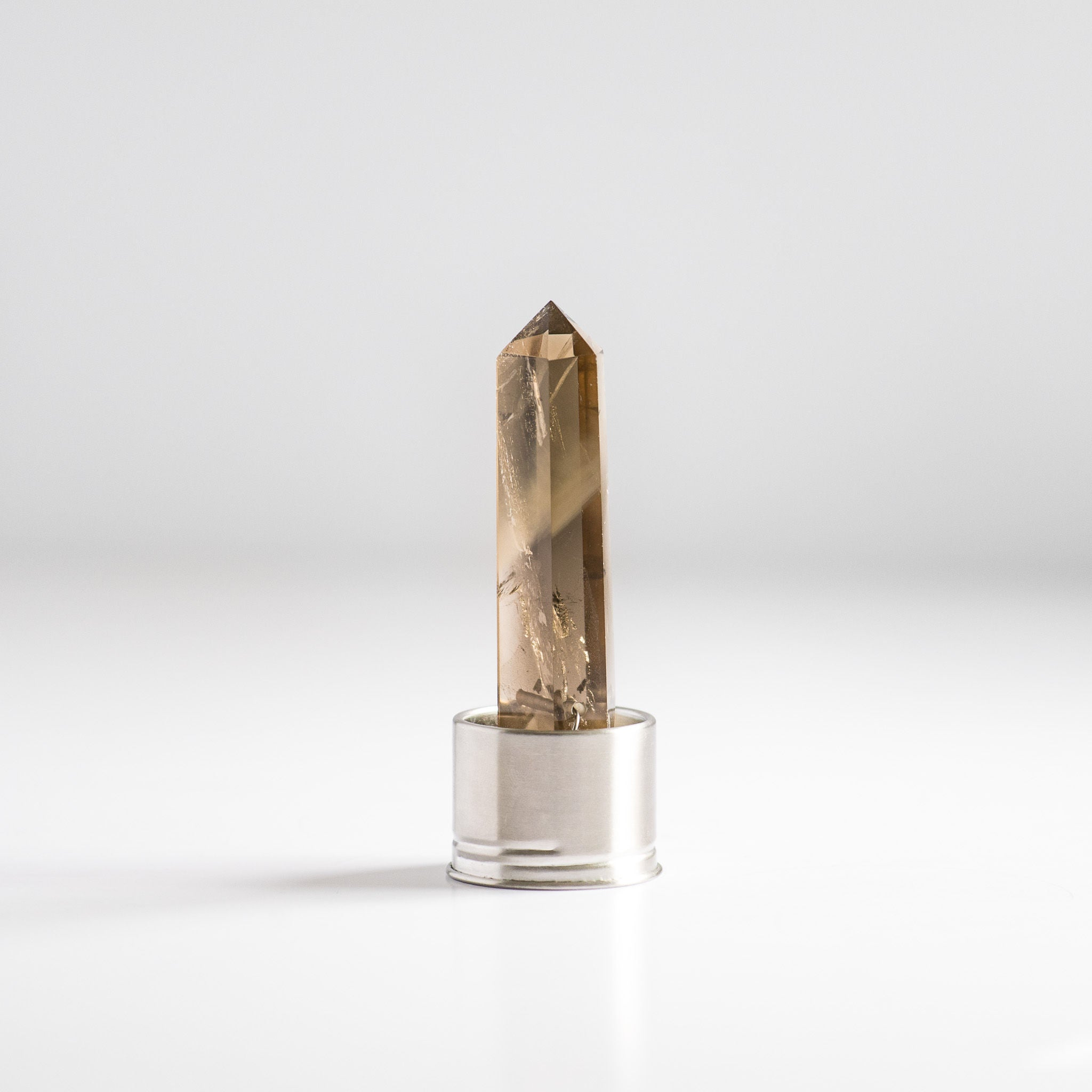 Smoky Quartz Interchangeable Crystal