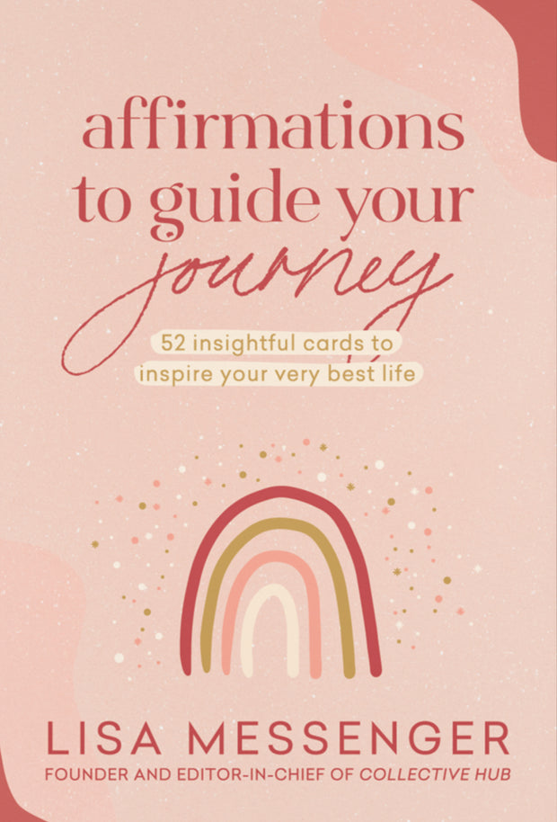 Affirmations to Guide Your Journey - Mantra Card Deck