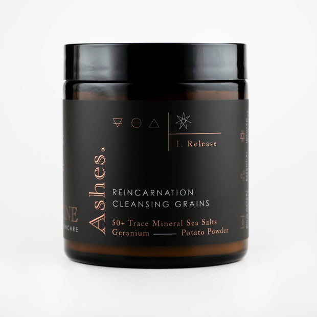 Ashes Reincarnation Cleanser Grains - Good Medicine Beauty Lab