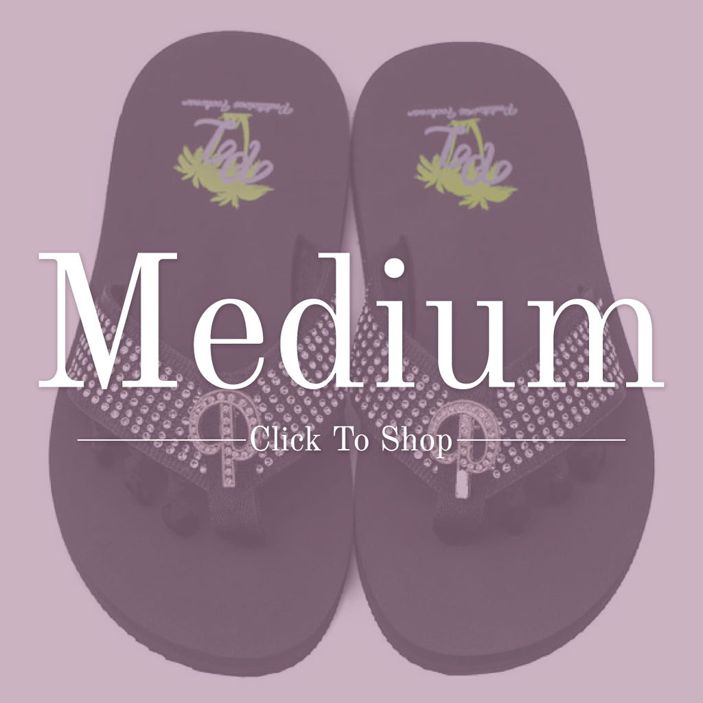 Pedicure Sandal Size Medium