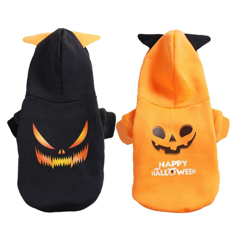 Hoodie pour Chat Halloween
