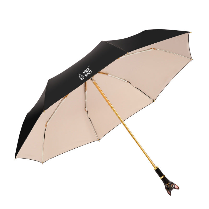 Parapluie de Luxe Chat Egyptien