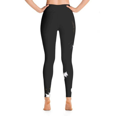 Legging Chat Fitness Cat-Force | vraiment-chat