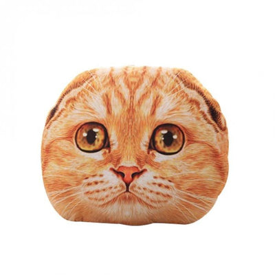 Coussin Chaton British Scottish