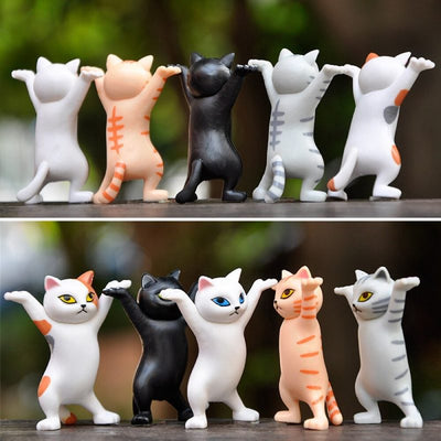 Figurines Chat Coffin Dance