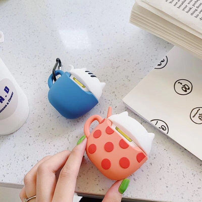 Coque Airpods Chat