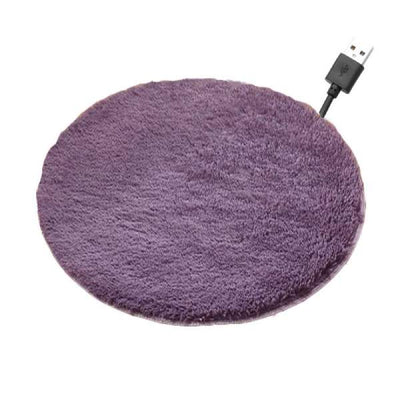Coussin Chat Chauffant Usb - Vraiment-chat