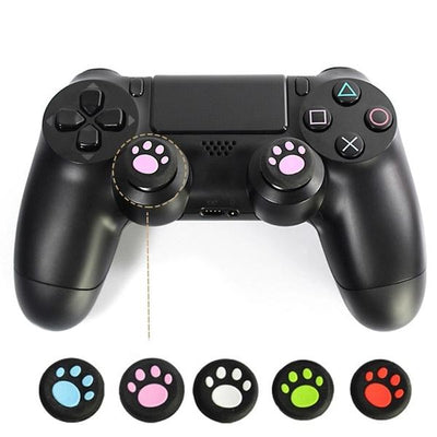 Objet Chat<br/>Couvre Joystick PS3 PS4 Xbox One 360 | vraiment-chat