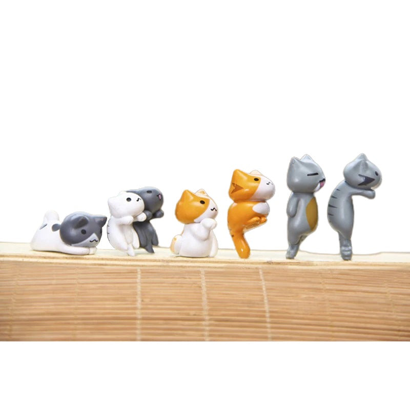 Figurines Chat de Décoration