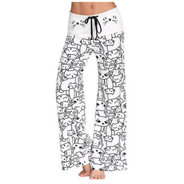 Pantalon de Yoga Chat