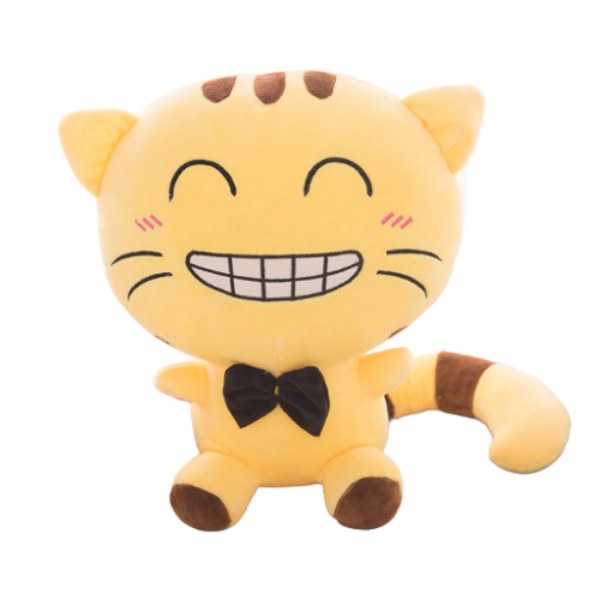 Peluche Chat Souriante