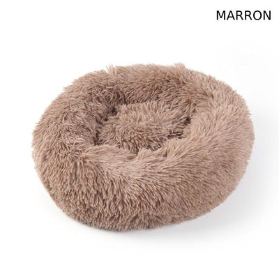 Pouf Marshmallow Chat | vraiment-chat
