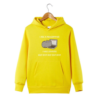 Sweat Petit Chat Geek | vraiment-chat