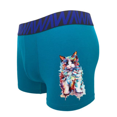 Boxer Chat Homme | vraiment-chat
